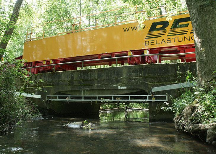 Nachweis Möllerbrücke