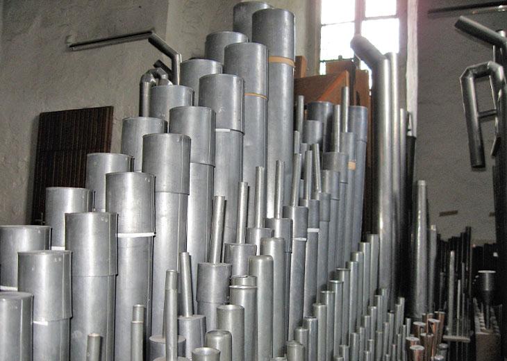 Holzkragkonstruktion